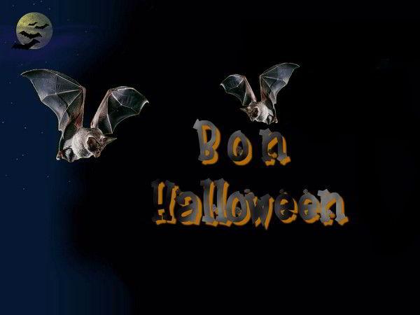Carte halloween les chauves souris blague du jour - Recettes d halloween qui font peur ...