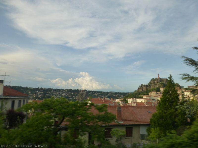 Le Puy en Velay - Notre Dame de France