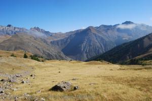 """Saint-Dalmas-le-Selvage-Col-de-la-Colombiere"""""""