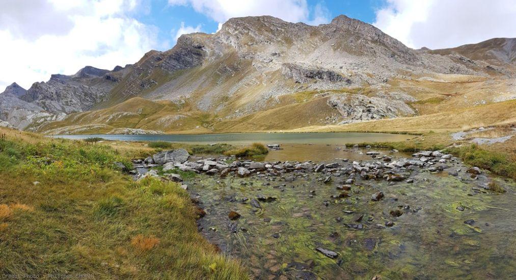 Larche-Lac-du-Lauzanier