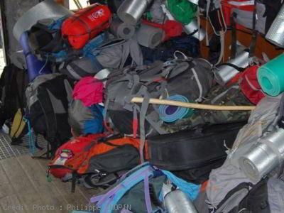 sacs de randonnée