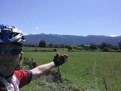 Les Pyrénées à vélo