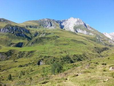 Sommet du Col du Soulor