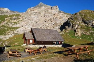 Val d'Isère - Refuge du Fond des Fours