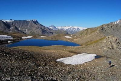 Col et Lac de la Rocheure