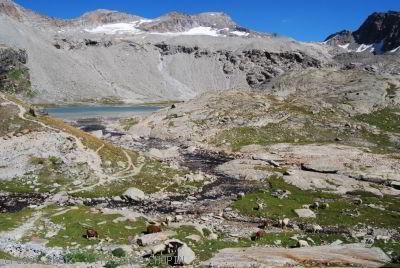 Refuge du Carro-Lac-Blanc
