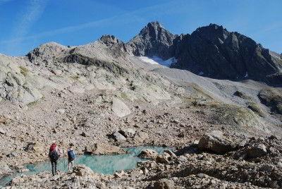 Brêches de Têtes Tour du Mont Blanc