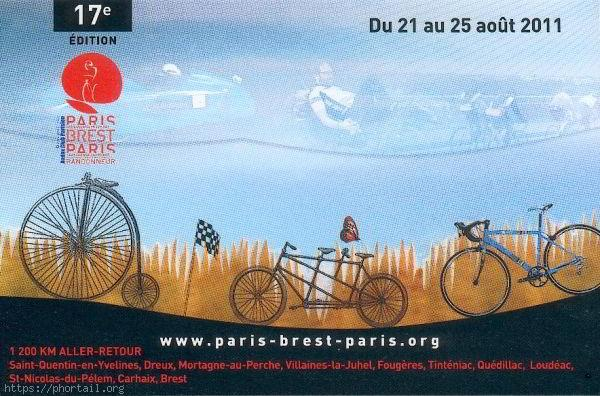 Carte postale PBP