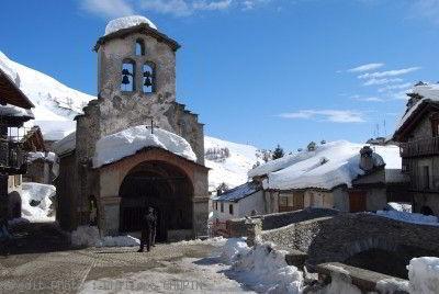 Chapelle Sant Antonio