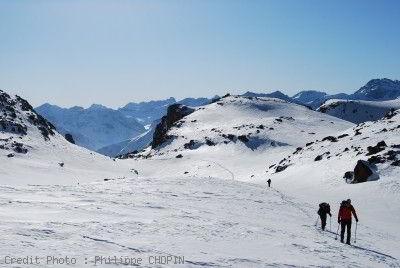 Nous quittons le Val Varaita