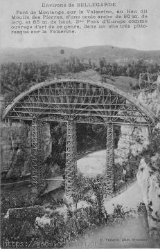 Pont des pierres