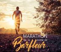 Création de la 1ère édition du Marathon de la Pointe de Barfleur.