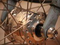 Sortie vélo avec gps sur dynamo