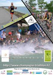 Triathlon inter de Vitry le françois
